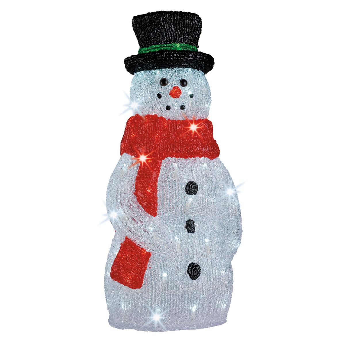#A2231C CONSEIL : Décorer Son Jardin à L'approche De Noël Sur  6375 decoration noel exterieur bonhomme de neige 1200x1200 px @ aertt.com