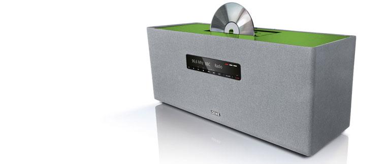 loewe soundbox argent (51202 t 01) : achat / vente chaîne hifi sur ... - Meuble Chaine Hifi Design