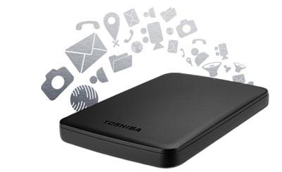 toshiba canvio basics 500gb disque dur externe pas cher. Black Bedroom Furniture Sets. Home Design Ideas