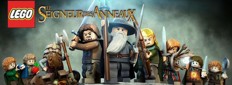 Lego le seigneur des anneaux wii u wg00269 achat vente jeux wii u sur - Jeux de lego sur jeux info ...