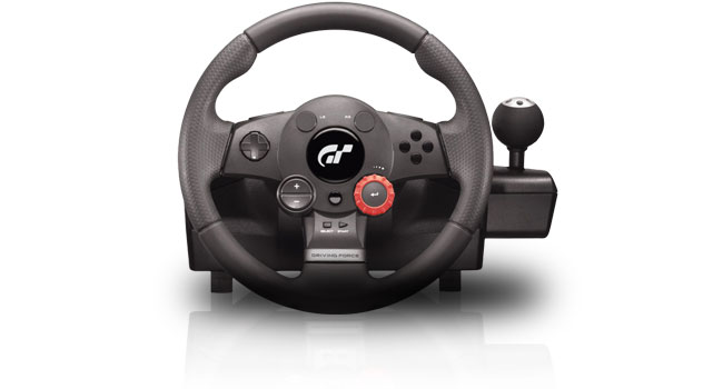Logitech Driving Force Gt Refresh 941 000101 Achat