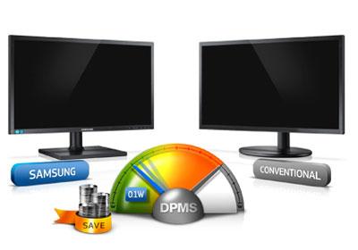 Samsung 24 led syncmaster s24c650bw ls24c65kbwv en for Guide achat moniteur pc