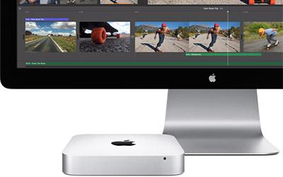 pc de bureau apple mac mini i5 bicoeur 8 go technopro. Black Bedroom Furniture Sets. Home Design Ideas