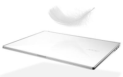 Aspire Ultrabook L'ultrabook Acer Aspire S7-392