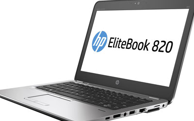 Le PC portable HP EliteBook 820 est idéal pour les déplacements fréquents.  Conçu avec un matériau de fibre de verre, il est à la fois léger et très  robuste. 6078f4802914