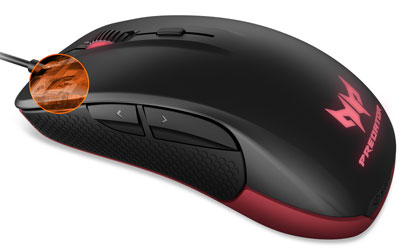 Acer Predator Gaming Mouse NPMCE11005 Achat Vente