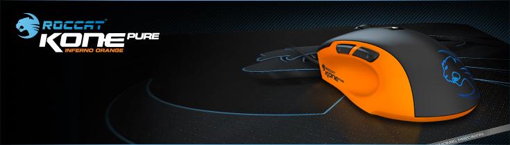úplne nová herná myš ROCCAT Kone Pure