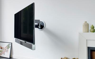 Vogel 39 s soundmount next 8365 next 8365 achat vente - Meuble tv avec barre de son integree ...