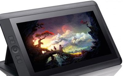 Wacom cintiq 13hd dtk 1300 2 achat vente tablette - Tablette graphique pas chere ...