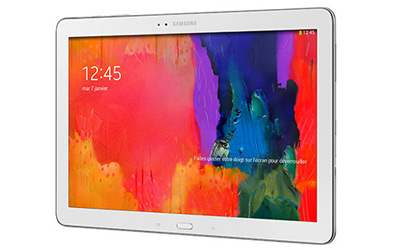samsung galaxy tab pro 8 4 sm t320 16 go blanc sm t320nzwaxef achat vente tablette. Black Bedroom Furniture Sets. Home Design Ideas