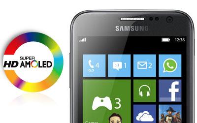 Samsung Ativ S 16 Go (GT-I8750 TIM) : achat / vente Mobile ...