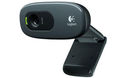 webcam Logitech- c720