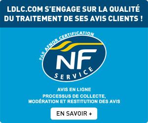 LDLC.com s'engage sur la qualité de ses avis clients!