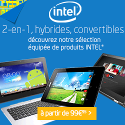 INTEL Tablettes