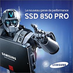SAMSUNG: SSD à déterminer