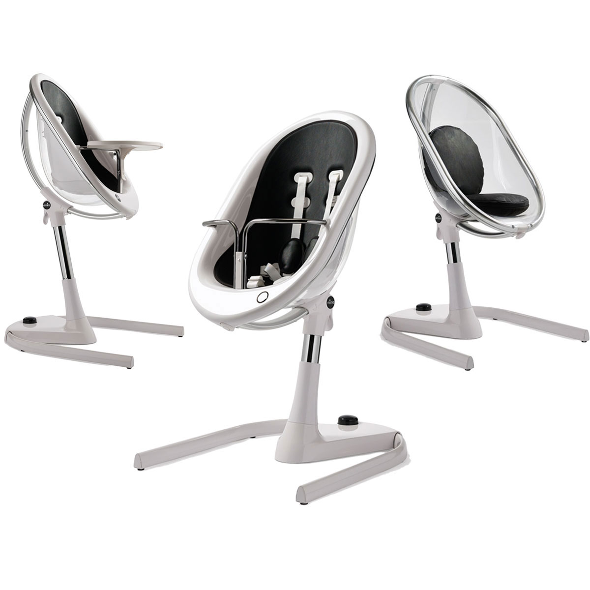 Comment choisir sa chaise haute sur - Chaise haute safety first baby relax ...
