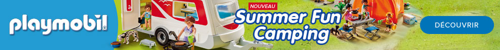 Playmobil Summer Fun Camping