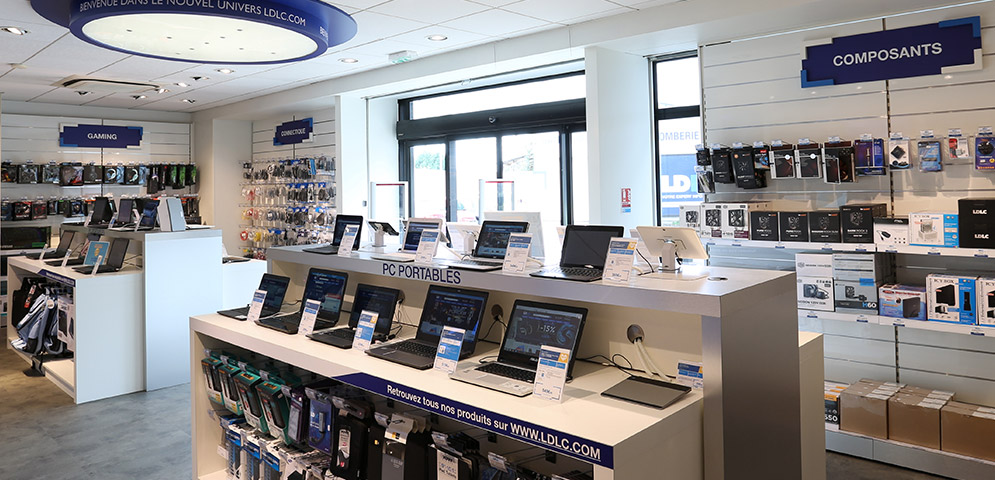 Magasin informatique ANGOULÊME