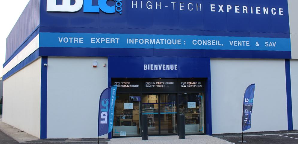 Boutique de matériel et réparation informatique LDLC MÉRIGNAC