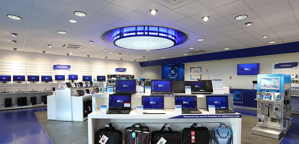 Magasin informatique QUETIGNY