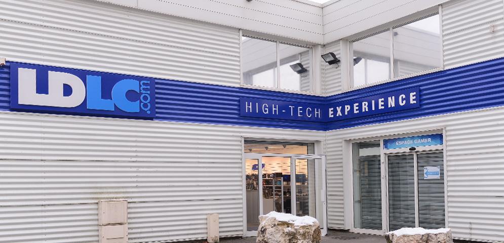 Boutique de matériel et réparation informatique LDLC SAINT-MARTIN-D'HÈRES