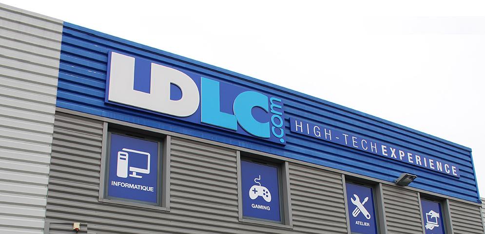 Boutique de matériel et réparation informatique LDLC VILLEFRANCHE-SUR-SAÔNE