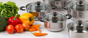CONSEIL : tout savoir sur les batteries de cuisine