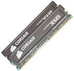 Achat Mémoire PC Corsair TWINX 2x256 Mo DDR-SDRAM PC3200 C2 (Garantie à vie par Corsair)