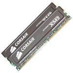 Achat Mémoire PC Corsair TWINX 2x512 Mo DDR-SDRAM PC3200 C2 (Garantie à vie par Corsair)