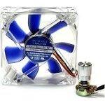 Achat Ventilateur boîtier Noiseblocker UltraSilentFan S2 80mm Bleu