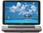 """Achat PC portable Toshiba Satellite P20-221 - P4 HT 3.0 GHz 1 Go 80 Go 17"""" TFT DVD(+/-)RW/RAM Wi-Fi G WXPM"""
