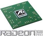 Voir la fiche produit Radeon ATI  9600 Pro - 256 Mo - AGP