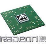 Voir la fiche produit Radeon ATI 9600 Pro - 128 Mo - AGP