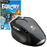 Achat Souris PC Logitech MX1000 Laser Midnight Cordless Mouse