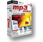 Achat Logiciel gravure MP3 Maker Centurion 2005 (français, WINDOWS)