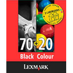 Achat Cartouche imprimante Lexmark Bi-Pack 80D2127