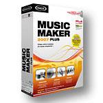Achat Logiciel musique & MP3 MAGIX Music Maker 2007 PLUS