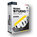 Achat Logiciel musique & MP3 MAGIX Music Studio 2007 deluxe