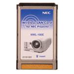 Achat Accessoires NEC NWL100EE - Carte réseau Wi-Fi pour vidéoprojecteur (pour LT 280/380, WT610/615, NP1000/2000)
