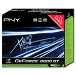 Voir la fiche produit PNY GeForce 8800 GT 512 Mo