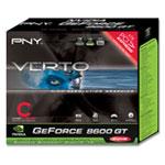 Voir la fiche produit PNY GeForce 8600 GT Small Box - 512 Mo