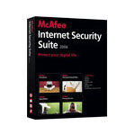 Achat Logiciel antivirus McAfee Internet Security 8.0