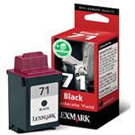 Achat Cartouche imprimante Lexmark cartouche 15MX971 n°71 (Noir)