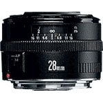 Achat Objectif appareil photo Canon EF 28 mm f/2.8 - Focale fixe
