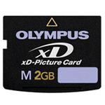 Achat Carte mémoire Lexar xD-Picture Card 2 Go