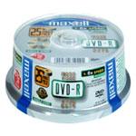 Achat DVD Maxell DVD-R 4.7 Go Certifié 16x (pack de 5)