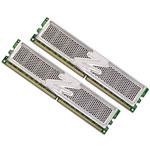 Voir la fiche produit OCZ Platinum AMD kit 2x 2 Go DDR2 PC2-8500