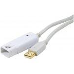 Achat USB Rallonge active USB 2.0 Type AA (Mâle/Femelle) - 12 m