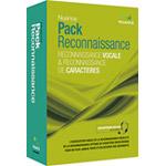 Achat Logiciel OCR Nuance Pack Reconnaissance