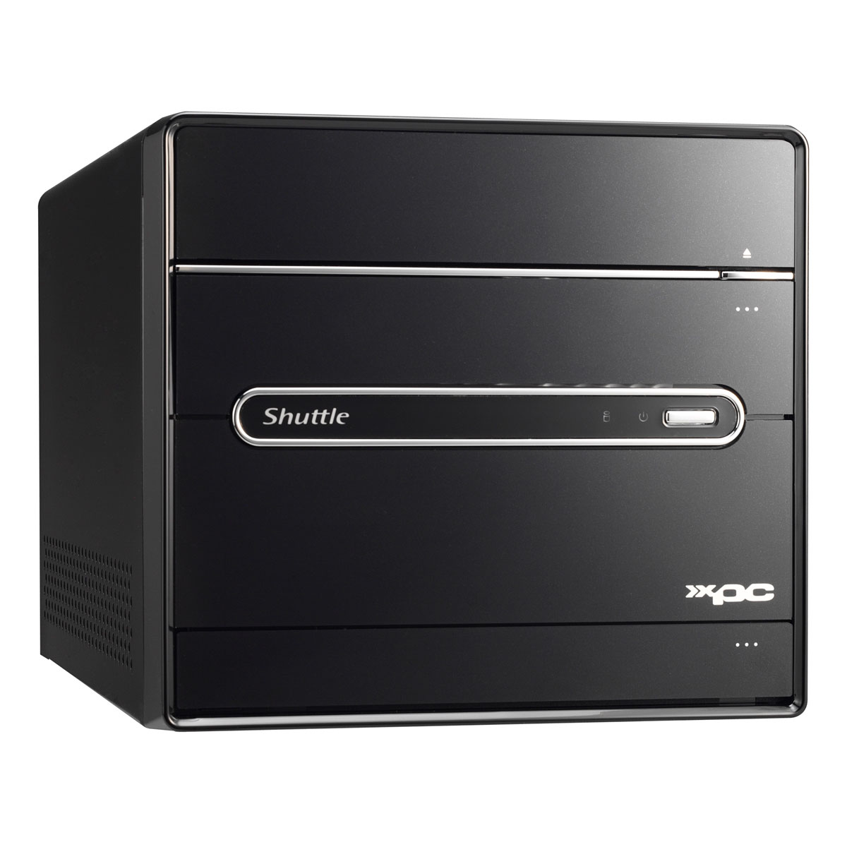 Barebone PC Shuttle SH67H7 Mini-Barebone (Intel H67 Express) Mini-Barebone (Intel H67 Express)